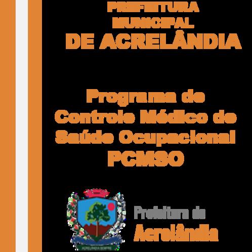 PCMSO - Programa de Controle Médico de Saúde Ocupacional (Prefeitura - Sede)