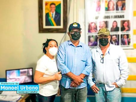 Parceria entre Prefeitura e Dr. Sávio Barroso ofertará atendimento psiquiátrico a população
