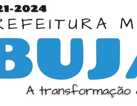 Prefeitura divulga nova logo e slogan da gestão 2021-2024