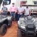 Prefeitura de Capixaba recebe quadriciclos do governo do estado
