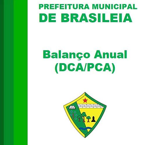 Balanço Anual - 2015