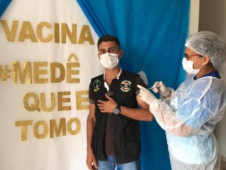 Porto Walter recebe mais 30 doses de vacina contra a covid-19