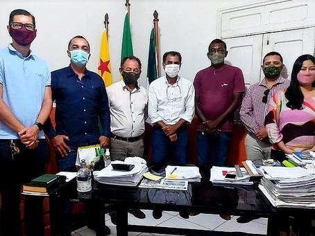 Autoridades de Bujari e Porto Acre discutem parcerias em várias áreas para beneficiar os munícipes