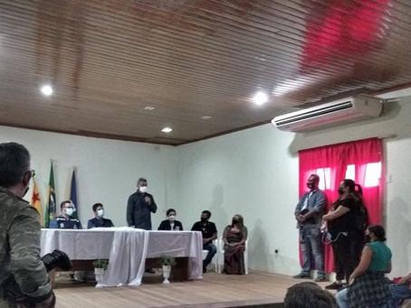 Prefeitura de Xapuri doa terreno para construção da Defensoria Pública