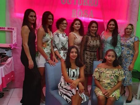 """Campanha Outubro Rosa proporciona """" Dia de Princesa"""" para 10 mulheres Thaumaturguenses"""