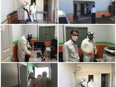 Prefeitura de Porto Acre segue trabalhando firme para frear o avanço da pandemia covid-19
