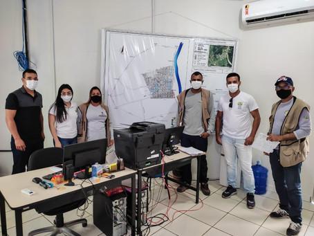 Rodrigues Alves - Prefeitura firma parceria com o Instituto de Terras do Acre (ITERACRE)