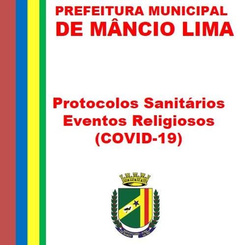Protocolo Sanitário Eventos Religiosos