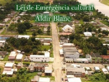 Prefeitura de Rodrigues Alves recebe recurso da Lei Aldir Blanc para a cultura do município