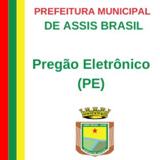 PE N° 001/2021 - AQUISIÇÃO DE MOTONIVELADORA E VASSOURA MECÂNICA