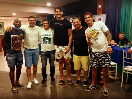Vereador representa Capixaba no jogo solidário das estrelas em Epitaciolândia