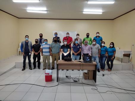 Rodrigues Alves sedia Primeiro Encontro de Fronteiras, Prevenção e Controle da Malária