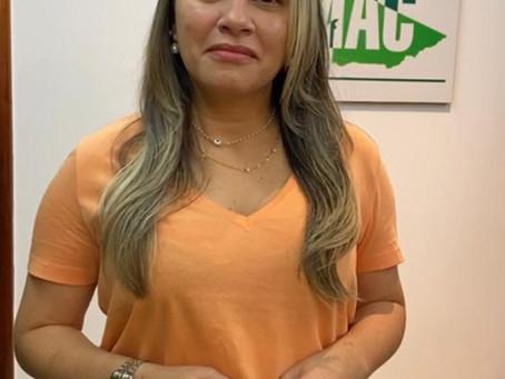Em Brasília: Fernanda Hassem anuncia convênios e projetos
