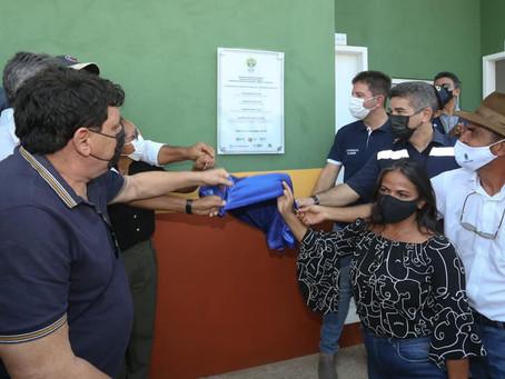 Prefeitura e Governo inauguram Agroindústria de Derivados de Mandioca do Caquetá