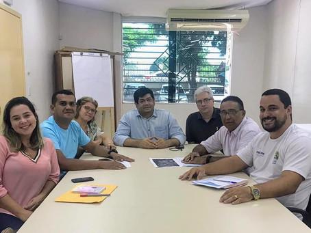 Mâncio Lima reafirma parceria com o ITERACRE para regularizar 100% das terras urbanas