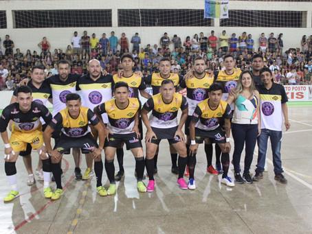 Definidos os finalistas do campeonato Brasileense de Futsal