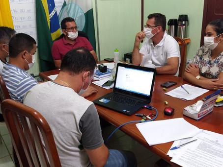 Prefeito Isaac Piyãko redita novo decreto que prorroga por mais 15 dias de prevenção       COVID-19
