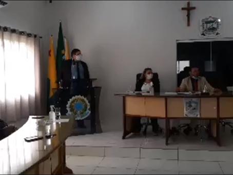 Sessão Ordinária dia 23/03/2021