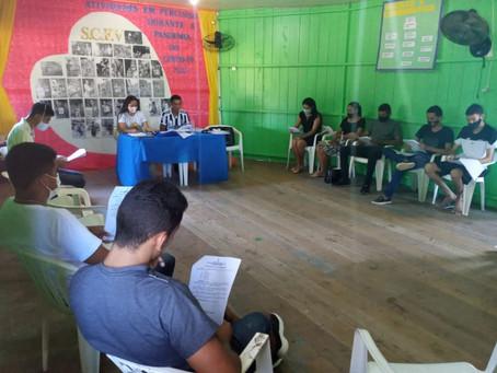 Com o apoio do poder público, grupos de Jovens de marechal thaumaturgo