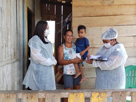 Prefeitura de Senador Guiomard acompanha 150 crianças em situação de vulnerabilidade