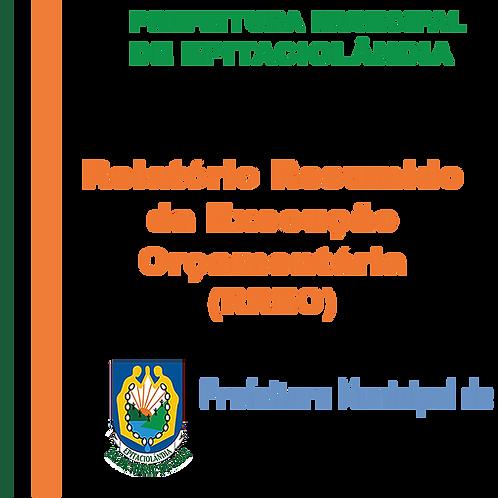 RREO de 2016 - 5º Bimestre