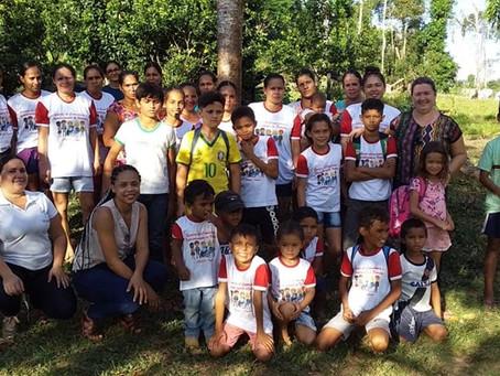Secretaria de Assistência Social realizou oficina a comunidade do Recanto do Equador
