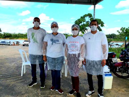 Prefeitura de Rodrigues Alves intensifica medidas de combate à COVID-19