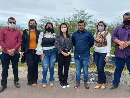 Vereadores de Senador Guiomard participaram da inauguração da Ponte sobre o Rio Madeira