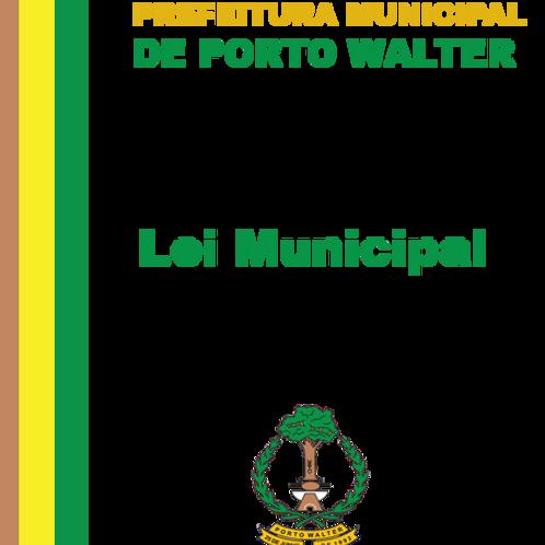 Lei Nº 346/2020 - Desconto no pagamento do Imposto Predial e Territorial Urbano