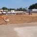 Prefeitura inicia construção de garagem para frota de ônibus escolar
