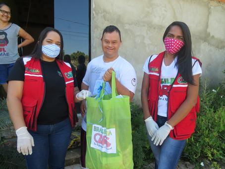 Prefeitura de Brasiléia através do CAPS realizou entrega de kits no dia a luta antimanicomial.