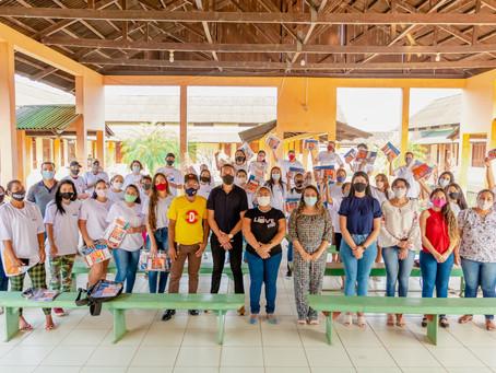 Programa Qualifica Acre realiza aula inaugural com turmas em Porto Acre