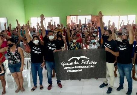 """Prefeitura e o Instituto Gerando Falcões realiza distribuição de """"cestas básicas digitais"""""""