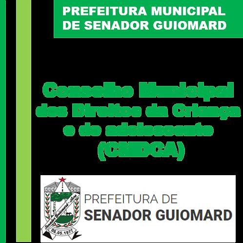 Ata da Assembleia Geral - Eleição do Conselho