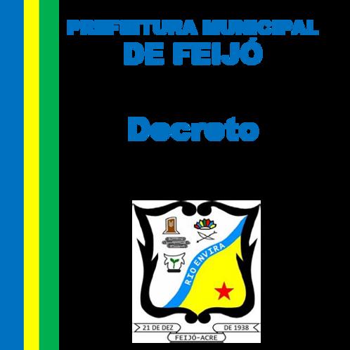 Decreto N° 020/2020 - Wisley Monteiro de Lima