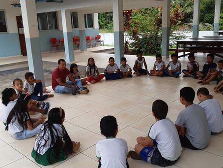 Prefeito André Maia comemora volta das atividades de Educação Física para estudantes do 1ª ao 5ª ano