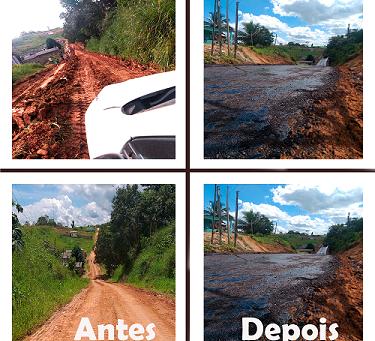 Prefeitura garante condições de acesso em rua do bairro Chaga de Castro