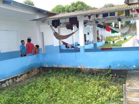 Prefeitura disponibiliza escolas para abrigar famílias atingidas pela alagação