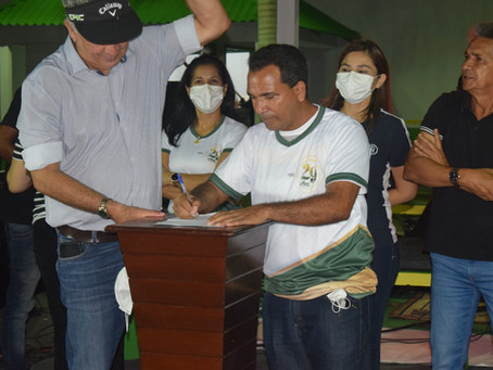 Rodrigues Alves - Prefeitura encerra atividades do 29° Aniversário da Cidade na área rural e urbana