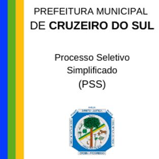 PSS 001/2021 - Educação