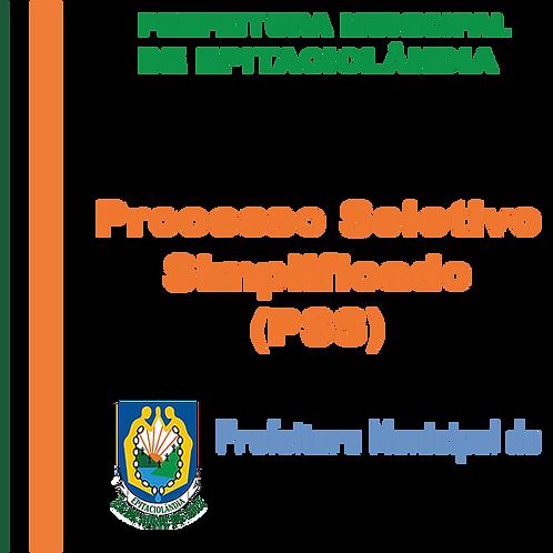 PSS Educação - Edital 01/2019  Assistente de Alfabetização