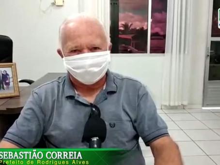 Rodrigues Alves- Em nota Prefeitura esclarecer que colaborou com investigações da Policia Federal