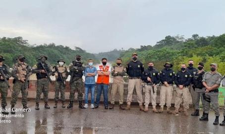Governador visitou Assis Brasil a pedido do Prefeito Jerry, e garantiu apoio a crise migratória