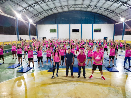 Prefeitura de Rodrigues Alves lança campanha Outubro Rosa