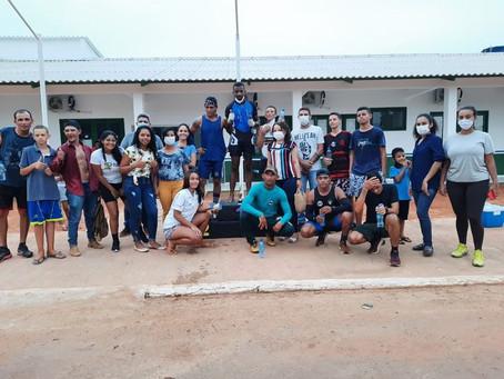 Aconteceu a 1º (Primeira) Corrida Novembro Azul dedicada a saúde masculina em Acrelândia