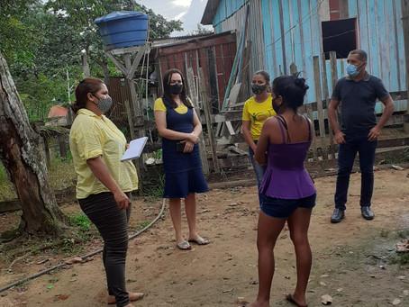 Prefeitura fortalece as ações de assistência social do município, tanto na zona rural quanto urbana