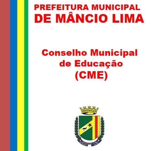 Minuta de Deliberação CME Nº 01/2020