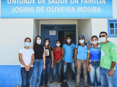 Prefeitura de Rodrigues Alves inicia vacinação de idosos a partir de 70 anos na zona rural