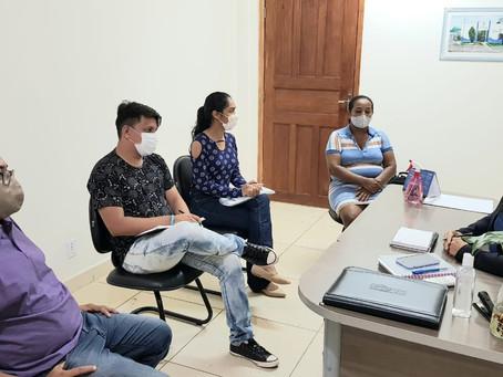 Grupo de Cooperativas prospecta parceria com a Prefeitura do Quinari em prol da agricultura familiar