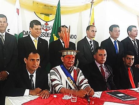 Parabéns Marechal Thaumaturgo pelos 28 anos de emancipação politica e administrativa